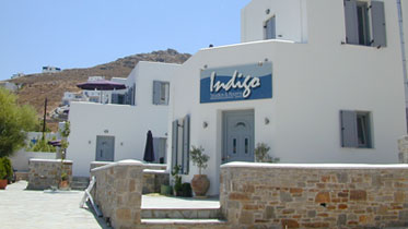 Indigo Studios Apartments