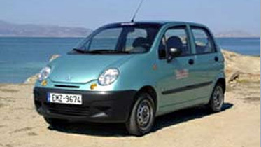 Naxos Vision - Car Rental